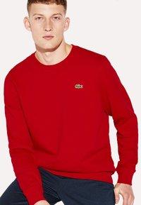 Lacoste Sport - Sweatshirt - rouge - 0