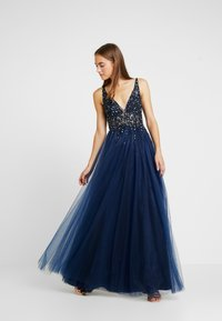 Mascara - Occasion wear - navy - 0