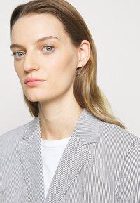 Lauren Ralph Lauren - SEERSUCKER JACKET - Blazer - navy/white - 3