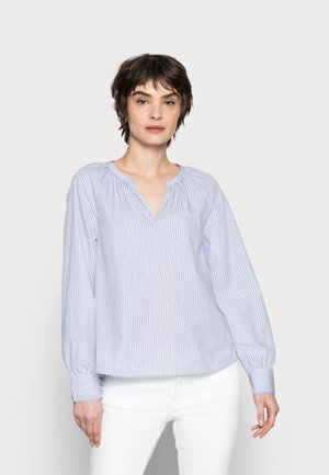 RELAXED BLOUSE - Blouse - white