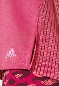 adidas Performance - DANCE LAYERING - Longsleeve - pink - 4