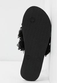 Colors of California - T-bar sandals - black - 6
