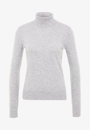 TURTLENECK - Pullover - light grey