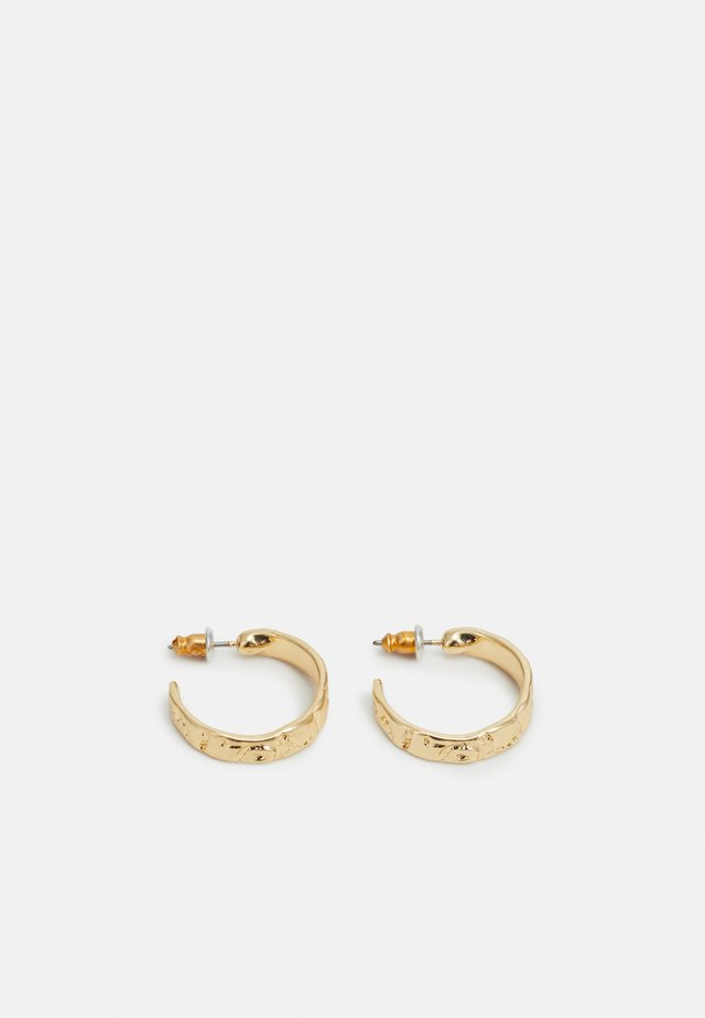 EARRINGS COMPASSION - Øreringe - gold-coloured