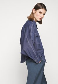 BLANCHE - ALINA EXCLUSIVE - Button-down blouse - mid blue - 3