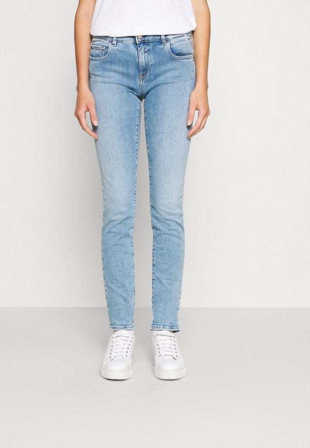 FAABY - Jeans slim fit - light blue
