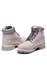 Timberland - PREMIUM - Lace-up ankle boots - chintz rose - 2