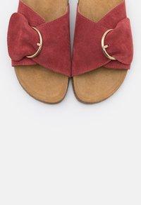 Zign - Domácí obuv - copper - 5