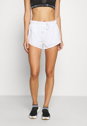 MOVE JOGGER - Sports shorts - white