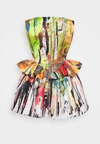 Christopher Kane - MINDSCAPE CUPCAKE MINI DRESS - Cocktailkleid/festliches Kleid - orange/multi-coloured - 8