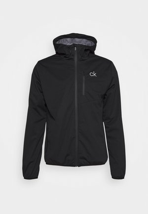 ULTRON HOODED JACKET - Outdoorjas - black