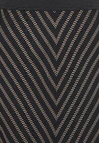 Sisley - SKIRT - Gonna a campana - multi-coloured - 2