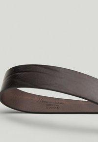 Massimo Dutti - Belt - brown - 4