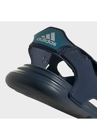 adidas Performance - SWIM SANDALE - Pool slides - blue - 6