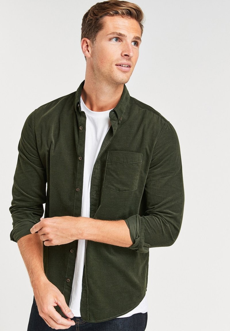 Next - Shirt - khaki