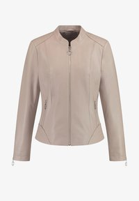 Gerry Weber - Leather jacket - toffee - 3