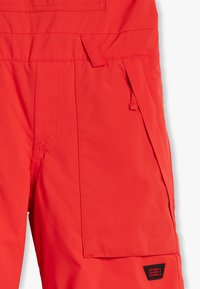 O'Neill - Snow pants - fiery red - 3