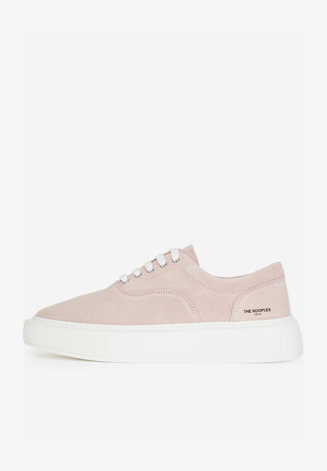 Sneakersy niskie - light pink