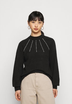 VMPEPPY HIGHNECK  - Jumper - black