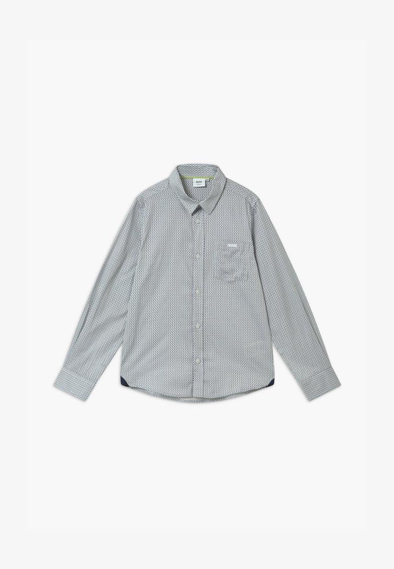 BOSS Kidswear - LONG SLEEVED - Shirt - white