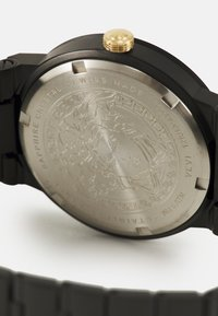 Versace Watches - GRECA LOGO - Watch - black - 2