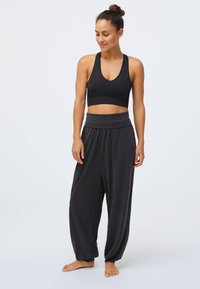 OYSHO - Trainingsbroek - dark grey - 0