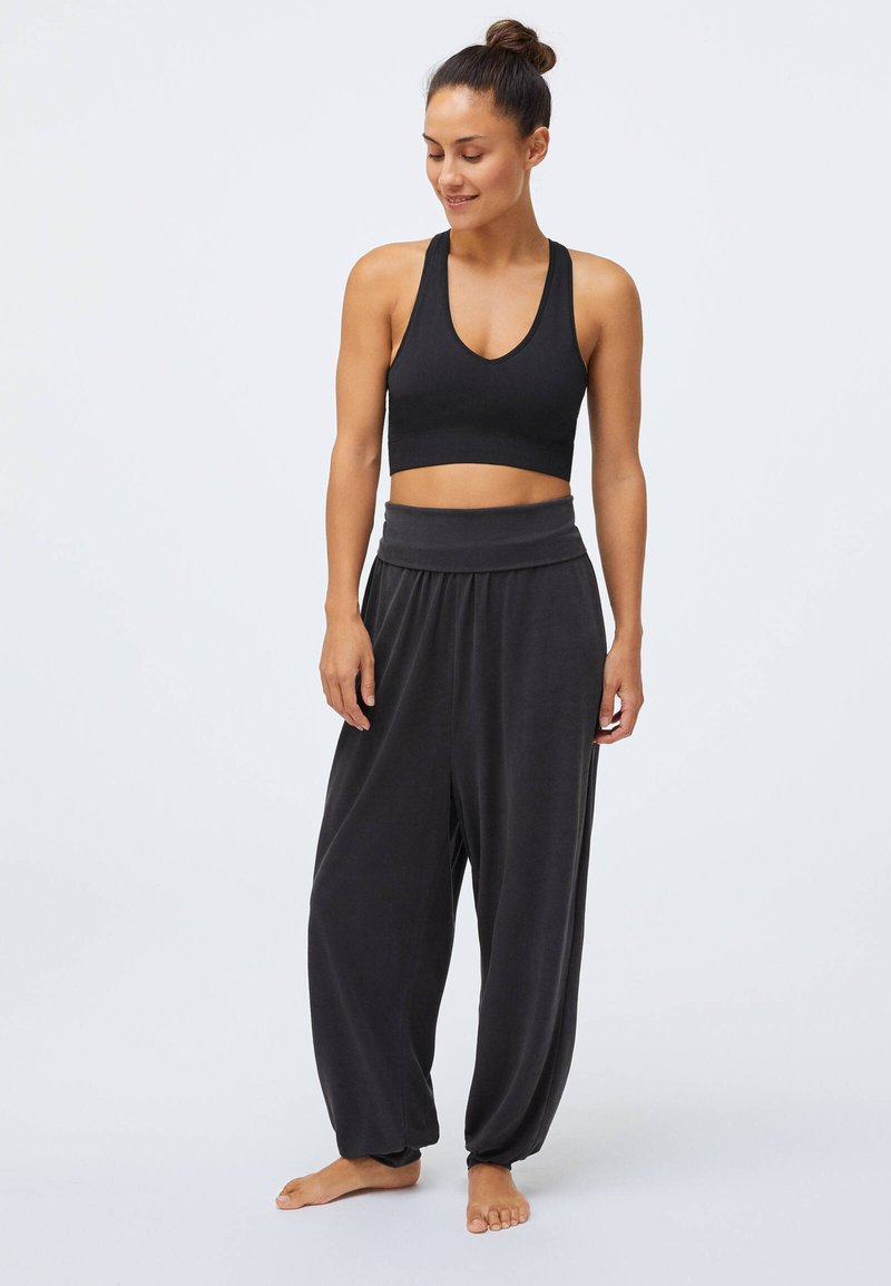 OYSHO - Trainingsbroek - dark grey