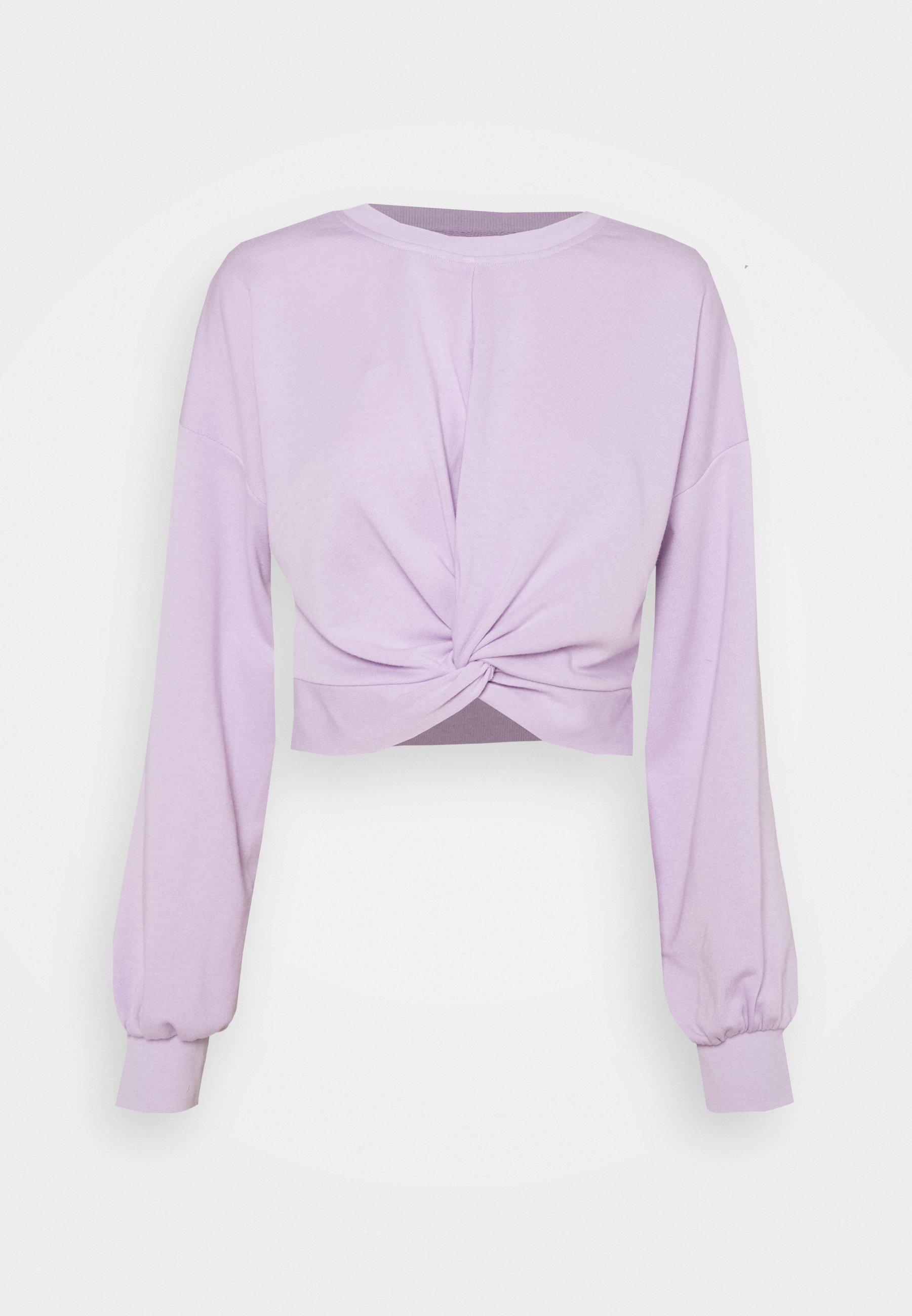 Women NMNERO TIE - Sweatshirt
