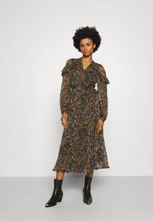 JUNIA LONG SLEEVE DAY DRESS - Day dress - multicoloured