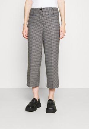 TROUSER - Trousers - shaded blue/multi