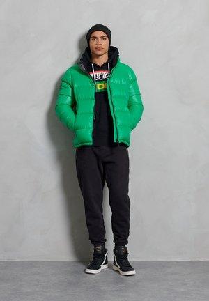 LUXE ALPINE  - Down jacket - bright green