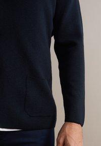 Falconeri - Blazer jacket - blu navy - 4