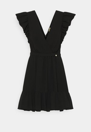 ABITO CINTURA - Cocktail dress / Party dress - nero