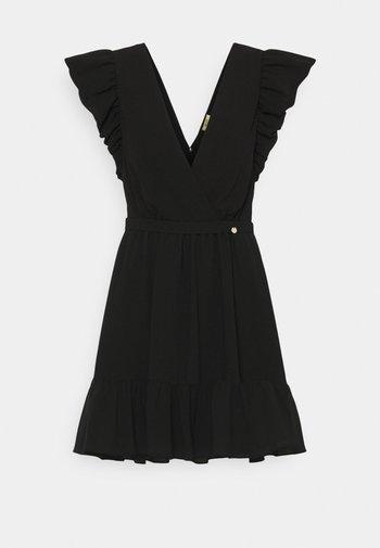 ABITO CINTURA - Cocktail dress / Party dress - nero