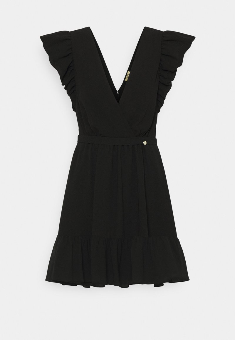 LIU JO - ABITO CINTURA - Cocktail dress / Party dress - nero