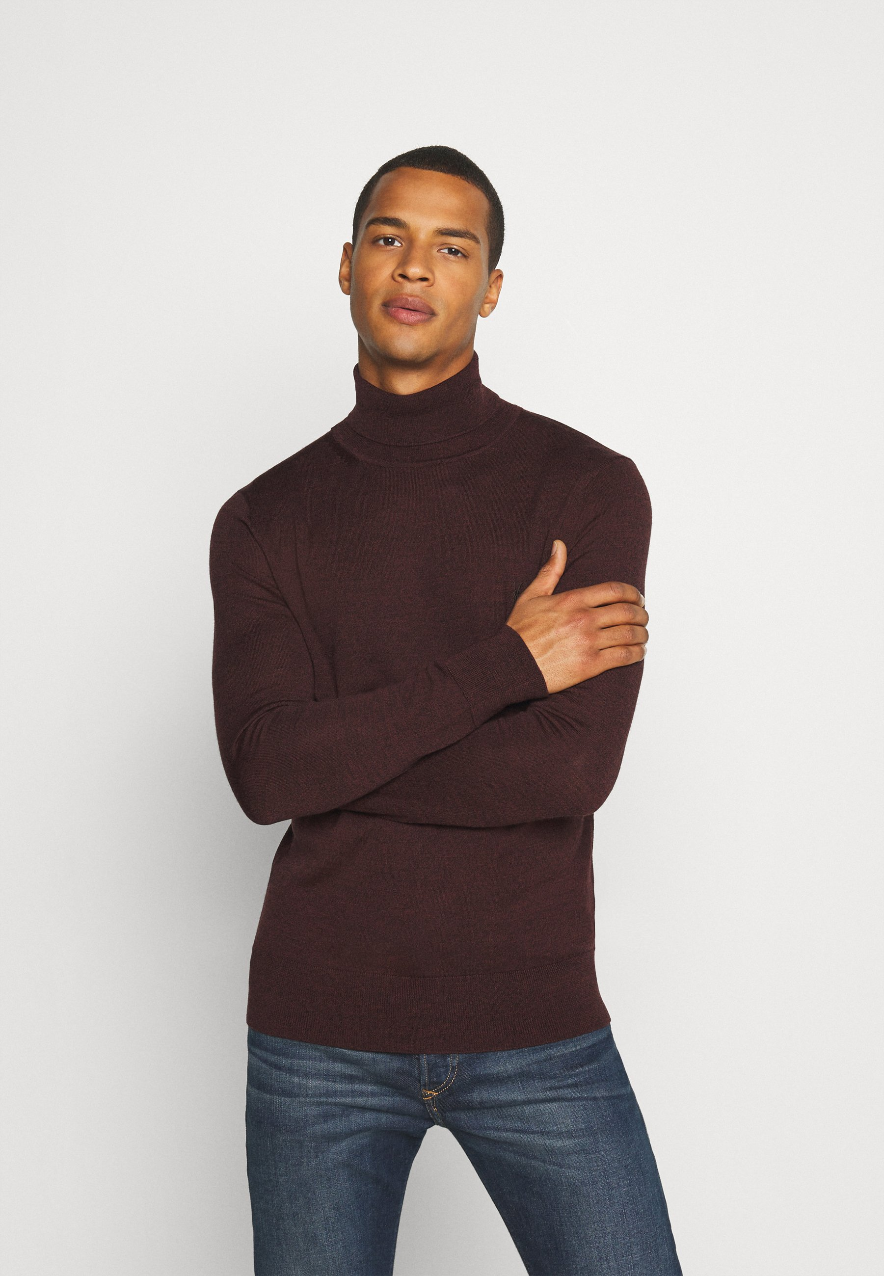 Homme MODE ROLL NECK - Pullover
