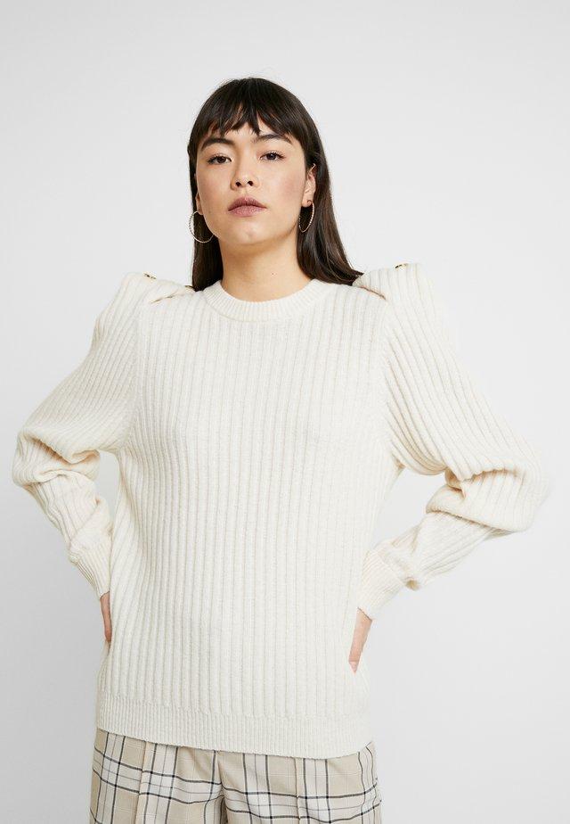 IVA - Sweter - creme