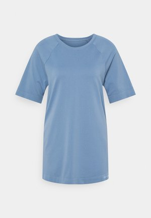 SHORT SLEEVE TRAINING  - Basic T-shirt - blue