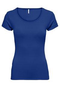 ONLY - PACK OF 3 - Basic T-shirt - blue/phantom/berry - 1