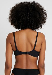 Freya - CAMEO DECO MOULDED PLUNGE - Underwired bra - black - 4