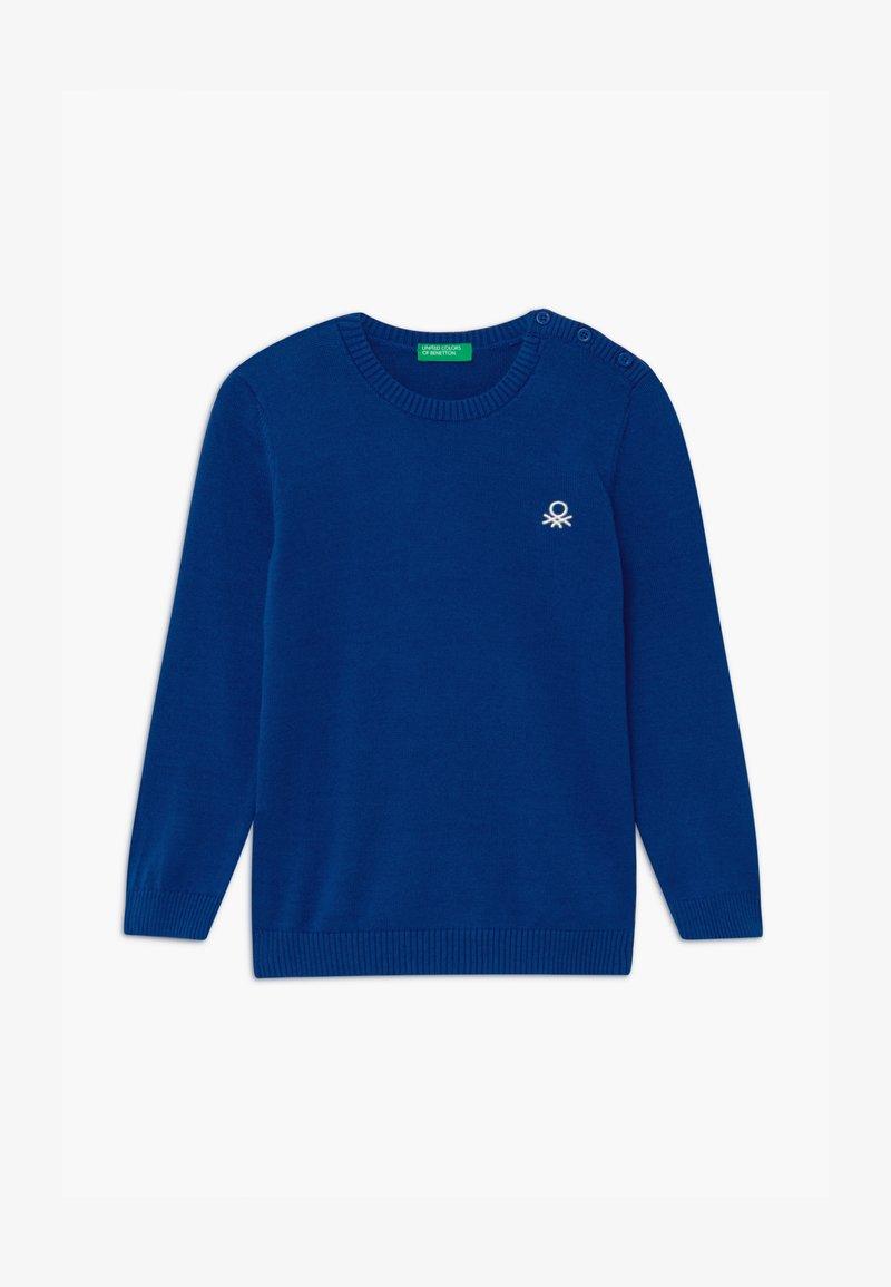 Benetton - Svetr - blue