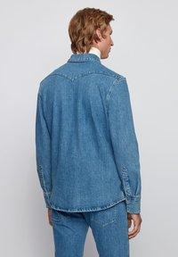 BOSS - NIKOLA - Shirt - blue - 2