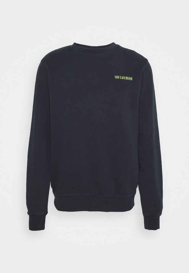 CASUAL CREW - Sweater - mood indigo