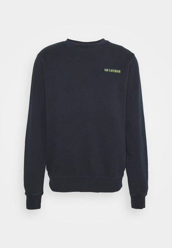 CASUAL CREW - Sweatshirt - mood indigo
