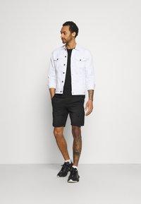 Only & Sons - ONSCOIN LIFE TRUCKER - Denim jacket - white denim - 1