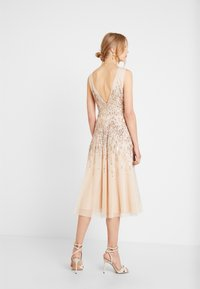 Lace & Beads - RUMI DRESS - Robe de soirée - nude - 3
