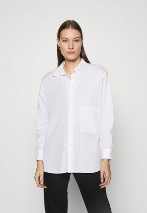 ELMA  - Button-down blouse - white