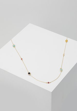 TWICE CHAIN NECK  - Smykke - gold-coloured