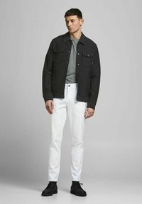 Jack & Jones PREMIUM - Summer jacket - black - 1