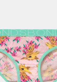 Bonds - 4 PACK - Briefs - multi-coloured/pink - 3